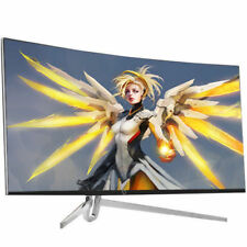"Crossover 34U100 100Hz AMD FreeSync 3440 x 1440 34"" Curved Gaming Monitor"