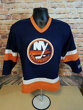 Vintage CCM New York Islanders NHL Hockey Jersey Youth Size L/XL