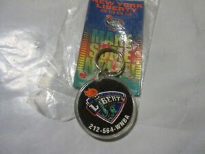 New York Liberty WNBA Collectibles NIKE Key Chain & MAGNET