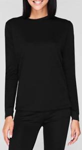 Brand New Campri Sports Women's Baselayer Black Thermal Pant Top UK 10 12 14 16