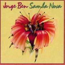 JORGE BEN - SAMBA NOVA   CD NEUF