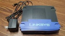 New listing Linksys Ethernet Cable/Dsl Vpn Router w/4-Port 10/100 Switch, Model Befvp41