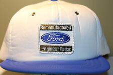 Remanufactured Ford Engine Parts Cap Hat Vintage Snapback