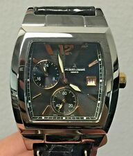 Jacques Lemans Geneve überlege Herrenuhr Chronograph GU120D