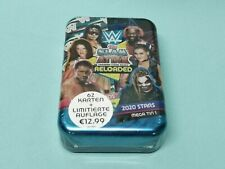 Topps WWE Slam Attax 2020 Reloaded Mega Tin 1 - 62 Karten + Limited Edition