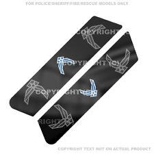 Saddlebag Decal Set For 08-13 Harley Police Model  - USAF AIR FORCE - 004