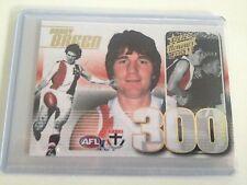 2014 SELECT HONOURS AFL 300 GAMES Card NO 13 CC53 Barry Breen (St. Kilda)