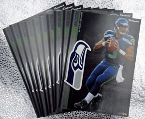 """Russell Wilson 5 Fathead Seattle Seahawks NFL Decal 7"""" 🎁FREE SHIPPING🎁"""