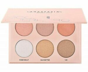 Anastasia Beverly Hills Nicole Guerriero 6 Shades Highlight Palette
