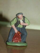 Santon Escoffier, collection des 7cm, Loule
