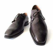 NEW $1000 Sutor Mantellassi shoes size EU 42 UK 8 US 9 brown