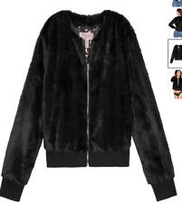 Victoria Secret Fashion Show 2018 Faux-Fur Jacket Size  Large