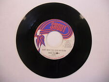Erma Franklin Piece Of My Heart/Baby What You Want Me To Do 45 RPM VG Shout