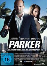 DVD * PARKER - Jason Statham , Jennifer Lopez # NEU OVP +