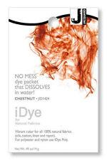 Jacquard iDye Fabric Dye Natural Fibres  14g  - Chestnut