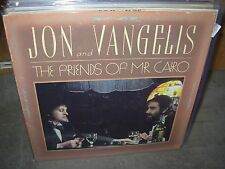JON & VANGELIS friends of mr cairo ( rock ) 7 songs lp