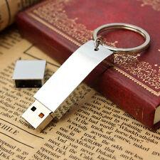 CLE USB 2.0 32 G GO GB Metal Mémoire Flash Drive Disk Storage Keychain LAPTOP PC