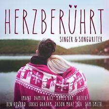 HERZBERÜHRT - SINGER/SONGWRITER - BEN HOWARD, LUKAS GRAHAM, JASON MRAZ 2 CD NEU