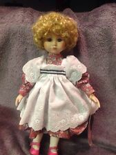 """Hard To Find~1992 Indigo Bunting A Special Collector'S Series """"Celeste"""" Doll."""
