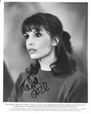 Talia Shire Signed Rocky III Autographed 8x10 B/W Promo Photo PSA/DNA #AE45528