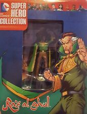 EAGLEMOSS DC COMICS  COLLECTION  RAS AL GHUL NEW in box