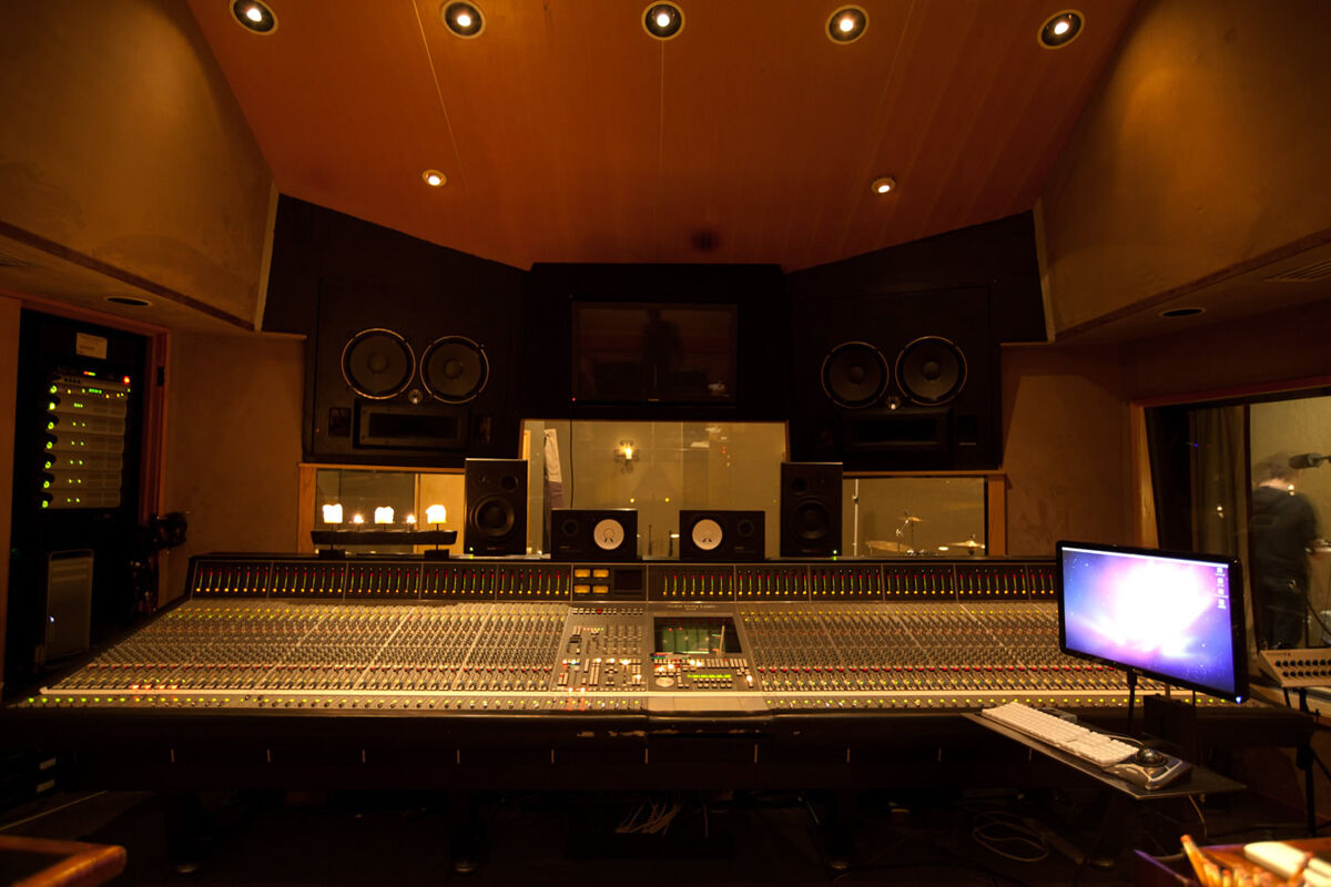 Odyssey Pro Sound
