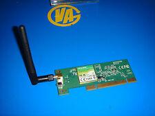 Informatica Tarjeta TP LINK 150 mbps wifi tp link componentes-observa las fotos