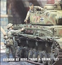"Jaguar Models 1/35 German At Rest ""Have a Drink"" #2 (2 resin figures) - 63011"