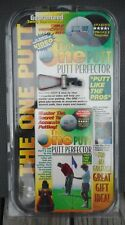 The One Putt -Putt Protector -Wally Armstrong in orginal case never used -V-Good