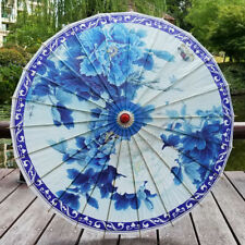 Chinese Oil Paper Umbrella Wedding Dance Party Ceiling Decor Photo Props Parasol