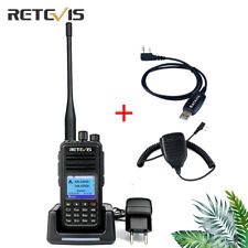GPS Handheld Funkgeräte UHF/VHF DMR Amateur Retevis RT3S two way radio 2000mAh
