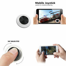 Untra-thin Mobile Joystick Games Stick Controller For Touch Screen Phones Tablet