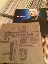 Concert program Eric Clapton Japan Tour 1999