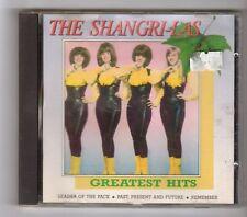(GZ855) The Shangri-Las, Greatest Hits - CD