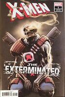 Exterminated #1 Kaare Andrews 1:25 Variant X-Men Cable Marvel 2018
