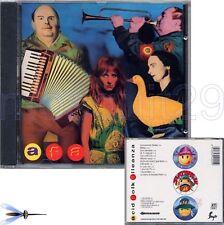 ACID FOLK ALLEANZA RARO CD OMONIMO 1993 FUORI CATALOGO