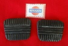 Nissan Patrol GU Y60 1988 to 1997 Manual Brake Clutch new Pedal Rubber Pads pair