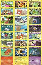 COMPLETE (39) Nonholo COMMON Ex DRAGONS EXALTED Pokemon Card Set-Houndour+ MINT