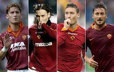 POSTER FRANCESCO TOTTI A.S. AS ROMA 10 ROME SOCCER FOOTBALL CALCIO CAPITANO #4