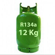 BOMBOLA RICARICABILE PESO NETTO 12 Kg GAS R134A CLIMATIZZATORE AUTO FRIGO