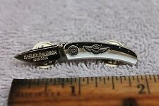 NEW! Harley Davidson 100th. Anniversary Knife Pin 1903-2003 Discontinued