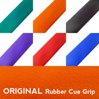 FREE SHIPPING IBS ORIGINAL Pool Cue Rubber Grip Billiards Handgrip Wrap