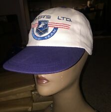 Indy 500 Jacques Villeneuve  Team Players Racing Team Issue HAT  NOS