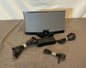 Bose SoundDock Series III Powered Speaker Dock for Apple iPhone/iPod Black GREAT