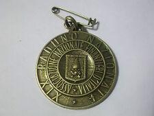 MEDAGLIA CHIANCIANO TERME 2013 XIX RADUNO NAZIONALE FINANZIERI G.D.F. (GIO-3)