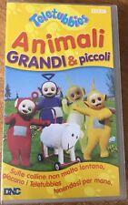 Vhs Teletubbies Animali Grandi & piccoli Cartoni Animati BBC