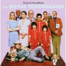 OST/THE ROYAL TENENBAUMS CD SOUNDTRACK 23 TRACKS NEU