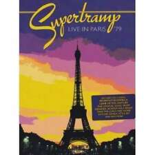 Supertramp - Live In Paris '79 NEW DVD