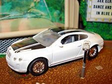 HOT WHEELS BENTLEY CONTINENTAL LIMITED EDITION ROD 1/64 CUSTOM WHEELS ADDED