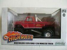Greenlight 1979 Ford F250 Highroller II 4x4 Monster Truck 1/43